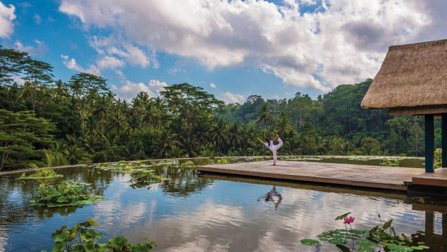 Global Yoga Masters in Residence at Four Seasons Bali