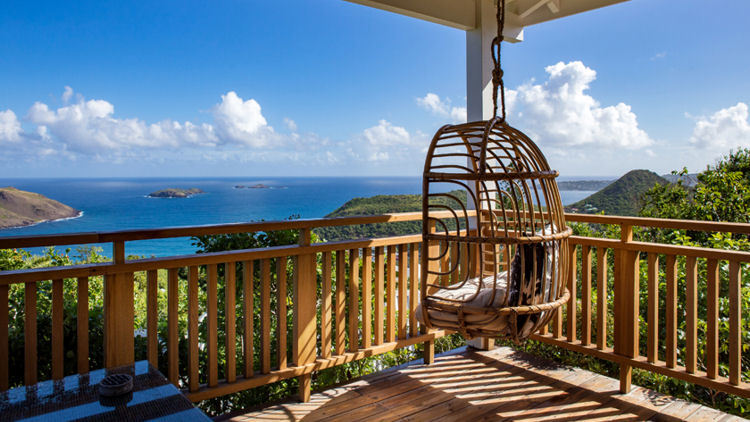 Villa Marie Saint Barth Reopens with Two New Villas