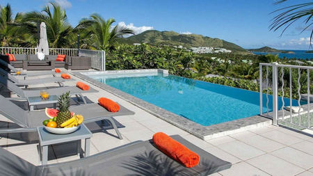 Escape to Villa La Sarabande, St. Martin