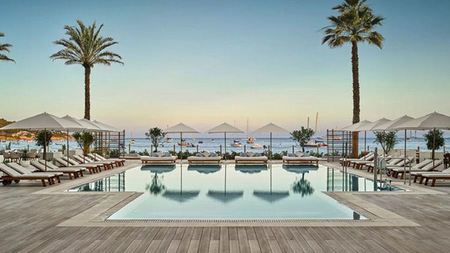 Nobu Hotel Ibiza Bay Opens for its First Full Season