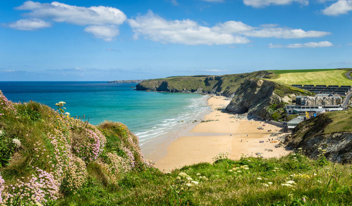 The Top 5 Beaches in Cornwall