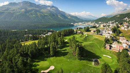 Kulm Hotel St. Moritz Offers 'Golf Break' This Summer