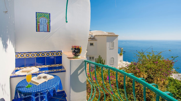 Villa Rentals in Positano Still Available for 2018 Season - but time is running out!