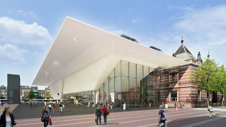 Amsterdam's Conservatorium Hotel Launches Stedelijk Museum Package