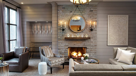 Luxurious Facelift for The Lodge at Woodloch