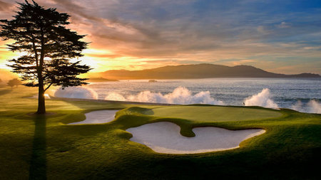 Get Away for a Luxury Weekend at Pebble Beach with XOJET