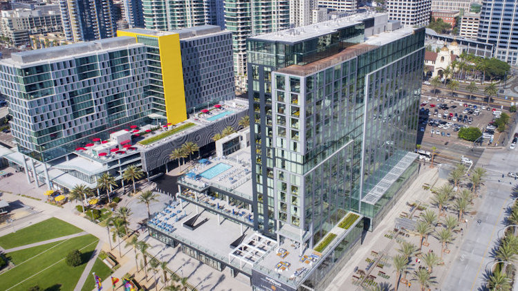 InterContinental Opens Newest Hotel in the Heart of Downtown San Diego
