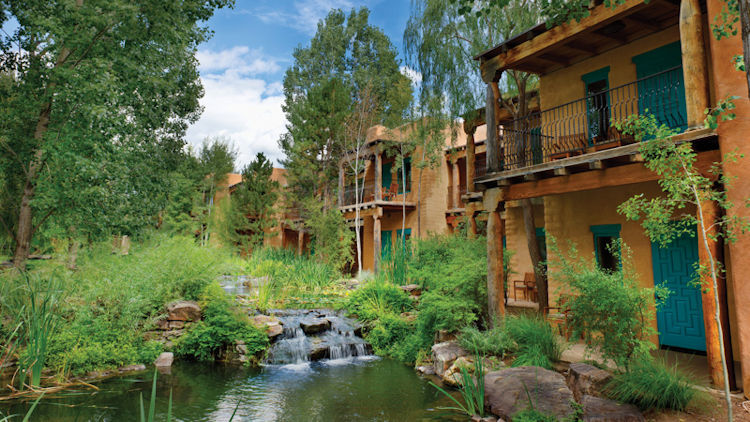 10 Must Do's at Taos' El Monte Sagrado Resort