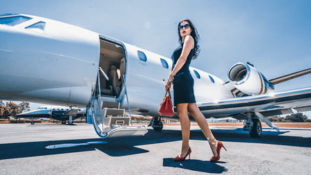 Art Basel Miami Beach 2018 via Private Jet