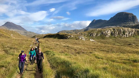 Wilderness Scotland Launches Women's-Only Trips for 2019