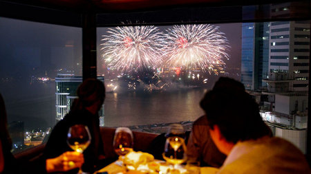 Feel The Fireworks with Chinese New Year and Valentine's Day at The Upper House