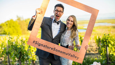 The Ultimate Wine Country Event: Signature Sonoma Valley, May 16-19, 2019