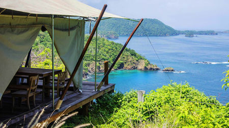 Kasiiya Papagayo, a New Tented Suite Eco-Retreat, Opens in Costa Rica
