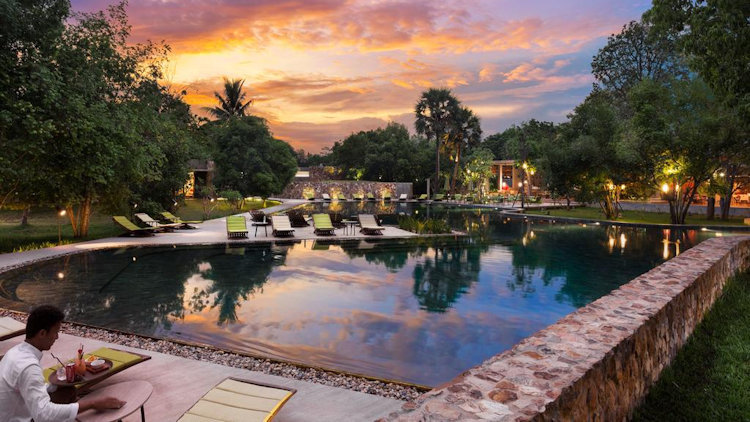 Templation: Five Star Eco-Luxury at the Foot of Angkor Wat