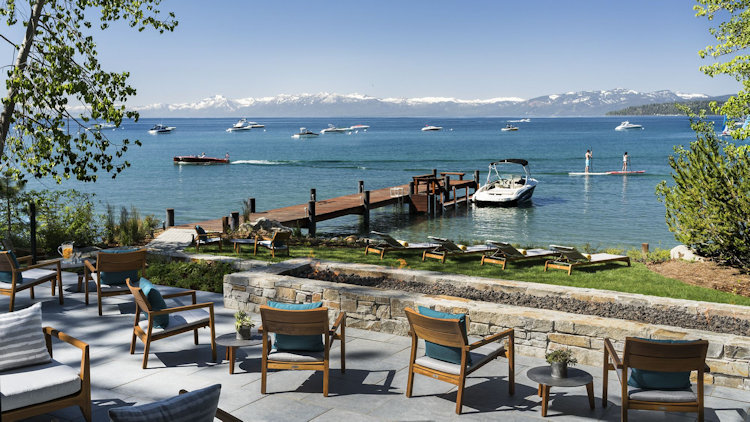 New 'Summer Luxury Package' Offered at The Ritz-Carlton, Lake Tahoe