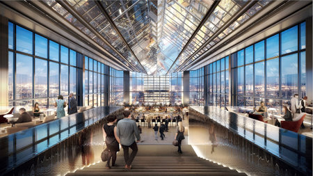 Four Seasons Hotel Philadelphia at Comcast Center Now Accepting Reservations