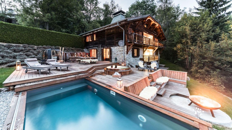 Escape to a Luxury Mountain Retreat in the Alps This Summer