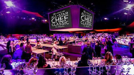 Lexus All-Star Chef Classic Announces Talent & Event Lineup
