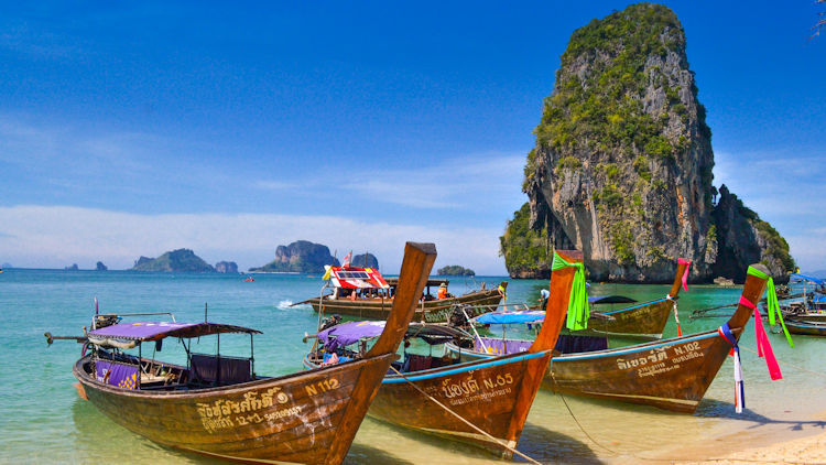 6 Things to Do On Holiday in Thailand