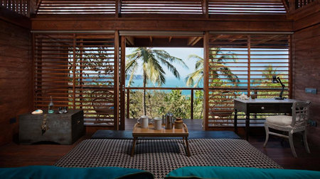 Delightful New Retreat, Cabo Serai Opens in Goa
