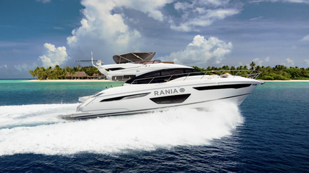 Velaa Private Island Welcomes One of the Fastest Yachts in the Maldives
