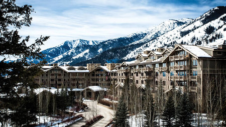 Winter Wonderland Offerings from Four Seasons Hotels and Resorts