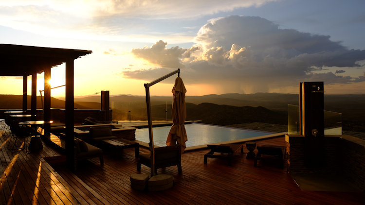 Sky Lodge: Closer to the Heavens