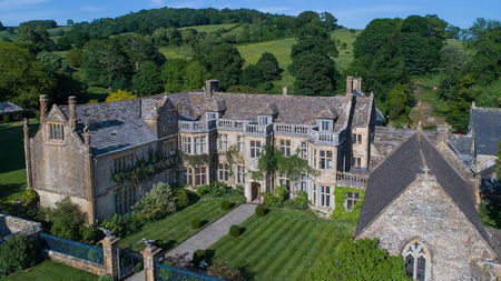 3 of England's Grandest Houses Open their Doors for Stately Stays