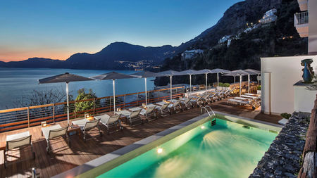 Casa Angelina Welcomes Life Back to the Amalfi Coast