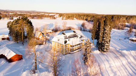 Stay in a Manor Steeped in Swedish History