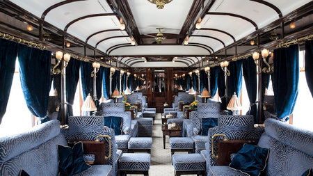 Five of the Best Luxury Rail Journeys in the World