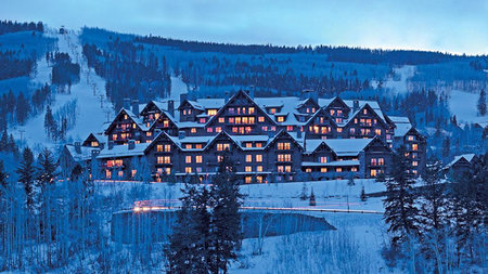 Escape to the Mountains this Winter at the Ritz-Carlton, Bachelor Gulch