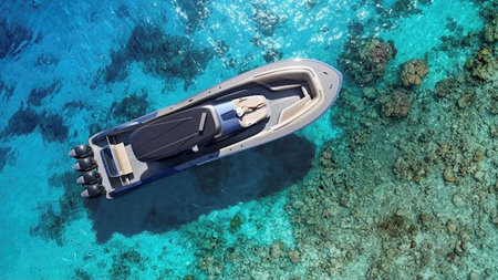 Dan Trocki's Buddy Davis and Pininfarina Yachts are Innovating in the Boating Industry