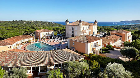 Airelles Adds Two of Saint-Tropez's Iconic Hotels to its Luxury Collection