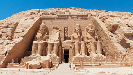 Time Travel: Exploring the Land of the Pharaohs