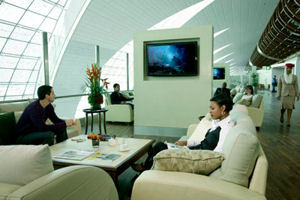 Emirates Opens New Luxury Airport Lounge in Johannesburg, South Africa