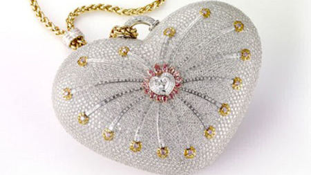 World's Most Expensive Purse Worth $3.8 Million