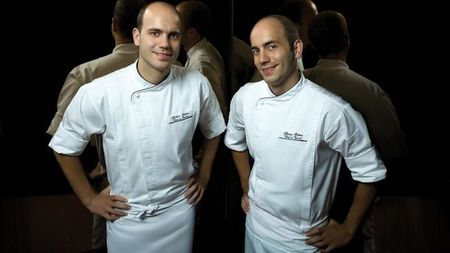 Interview with Mezzaluna Restaurant Bangkok's Twin Chefs