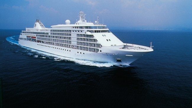 The Ultimate World Cruise - Silver Whisper 2013