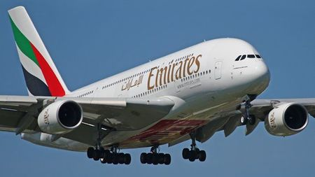 Emirates First Airline in the World to Serve the U.S. with Twice Daily A380 Flights