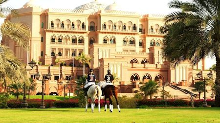 Abu Dhabi's Emirates Palace to Host 'Sport of Kings' Polo Event