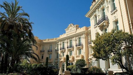 Hotel Hermitage Monte-Carlo Named 'Event Hotel of the Year'