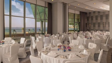InterContinental Dubai Festival City Offers New Elegant Waterfront Events Space