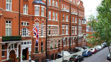 No.11 Cadogan Gardens Offers Business Travelers an Exclusive Address in London