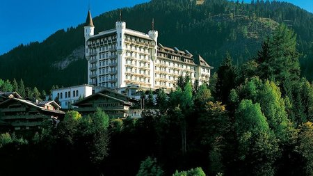 Gstaad Palace Launches New Palace-Style Boot Camp