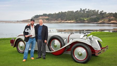 Pebble Beach Resorts Presents Live Insider's Access to the 2013 Pebble Beach Concours d'Elegance
