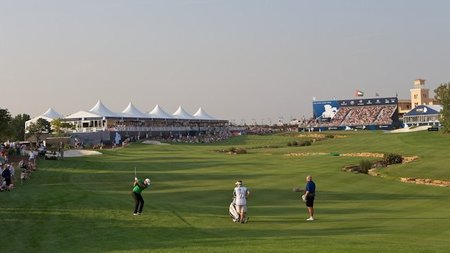 Exclusive Golf Tour of Dubai with VIP Access to the 2013 DP World Tour Championship