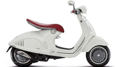 Vespa Introduces All-new Model in time for Christmas