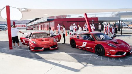 Ultra Exclusive Ferrari Club Launches in Las Vegas