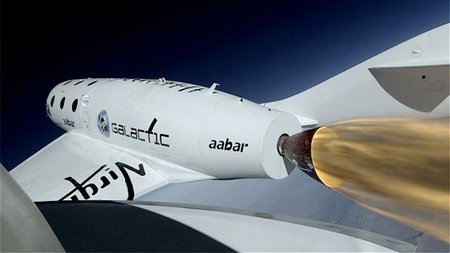 NBC's TODAY to Televise Virgin Galactic's First Commercial Flight to Space